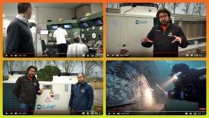 Centro Iperbarico: progetto taglia-gas. ECCO IL VIDEO