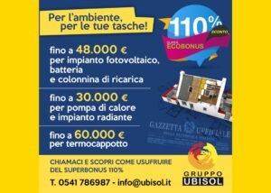 ECOBONUS 110% pubblicato in Gazzetta: CONTATTACI PER INFORMAZIONI