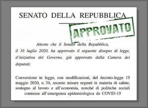 Ecobonus 110%: ok definitivo al Senato, noi siamo partiti con i cantieri