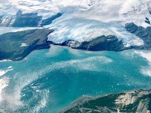 Bellezza e angoscia. L'immagine Nasa della Icy Bay, in Alaska