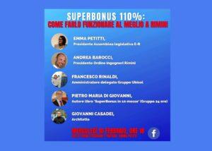 SUPERBONUS 110: SE CI STATE PENSANDO, QUEST'OCCASIONE È IMPERDIBILE