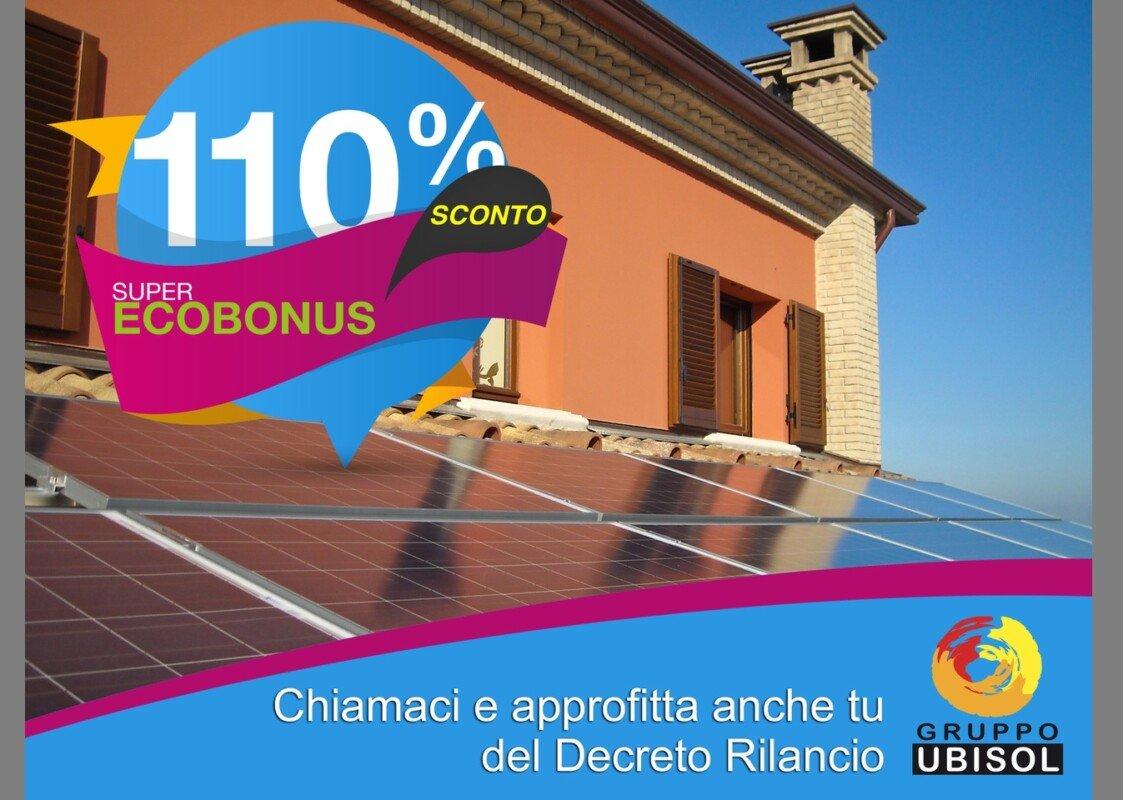 L'Ecobonus del 110% per la Casa è Legge