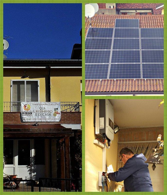 A Lagosanto (Fe) il fotovoltaico taglia le bollette della famiglia Zarattini