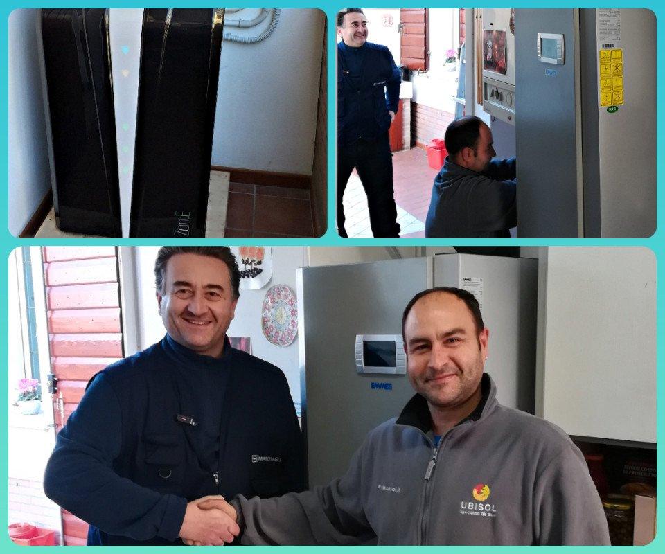 I clienti di Ravenna tornano per batteria e pompa di calore