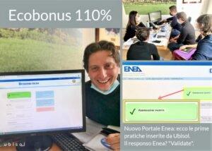 Ecobonus 110%: ecco le prime pratiche sul nuovo Portale Enea