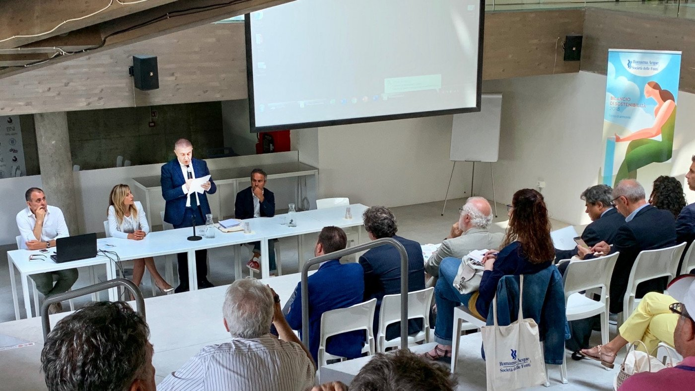 Sostenibilità, Romagna Acque si muove per la nuova era