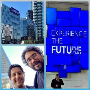 Ubisol incontra Samsung a Milano. Novità In arrivo per Rimini e la Romagna